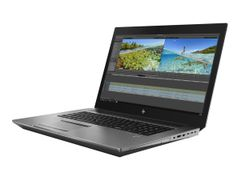 HP ZBook 17 G6 Mobile Workstation - Core i7 9850H / 2.6 GHz - Win 10 Pro 64-bit - 32 GB RAM - 1 TB SSD (16 GB SSD-cache) NVMe - 17.3