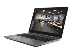 HP ZBook 15 G6 Mobile Workstation - Core i7 9850H / 2.6 GHz - Win 10 Pro 64-bit - 32 GB RAM - 1 TB SSD (16 GB SSD-cache) NVMe - 15.6