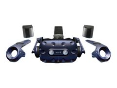 HP HTC VIVE Pro Full Kit VR System - Hodesett for virtuell virkelighet - 3.5