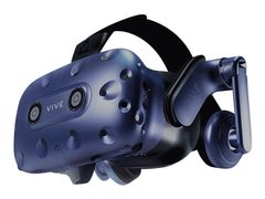 HTC VIVE Pro Full Kit - Hodesett for virtuell virkelighet - portabel - 2880 x 1600 - DisplayPort