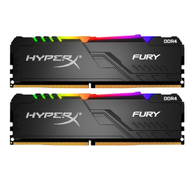 Kingston HyperX FURY RGB 16GB (2x8GB) DDR4, 3200MHz, CL16, 1.35V