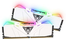 Patriot Viper RGB 16GB (2x8GB) DDR4 3200Mhz CL16, white