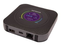 NETGEAR Nighthawk M1 Mobile Router - Mobilsone - 4G LTE Advanced - 1 Gbps - GigE, 802.11ac