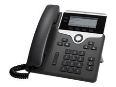 CISCO IP Phone 7821 - VoIP-telefon - SIP, SRTP - 2 linjer, demobrukt
