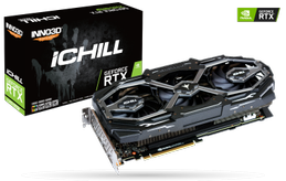 INNO3D GeForce RTX 2080 SUPER iChill X3 Ultra, 8GB GDDR6, HDMI, 3 x DisplayPort