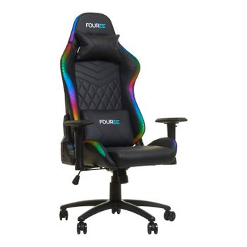Fourze Lightning RGB Gaming Chair