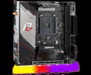 ASRock X570 Phantom Gaming-ITX/ TB3 mITX AM4 Ryzen, Max 64GB, 1x M.2, 1x PCIe 4.0 x16, 4x SATA3, 1x Thunderbolt 3/USB-C, 3x USB 3.1, 4x USB3.0 (X570-Phantom-Gaming-ITX/TB3)