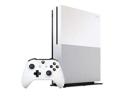Microsoft Xbox One S - Tom Clancy's The Division 2 Bundle - Spillkonsoll - 1 TB HDD - hvit (234-00880)