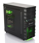 Multicom Tycho A507R Gaming PC AMD Ryzen 5 2600, 8GB DDR4 2666MHz, 512GB PCIe SSD, GeForce GT 1030 2GB, 450W, uten operativsystem