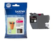Brother LC3217M - magenta - original - blekkpatron (LC3217M)
