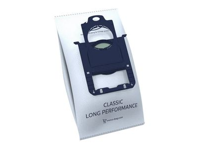 ELECTROLUX s-Bag Classic Long Performance E201S - pose (900168458)