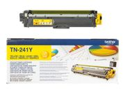 Brother TN-241Y - Gul - original - tonerpatron - for Brother DCP-9015, DCP-9020, HL-3140, HL-3150, HL-3170, MFC-9140, MFC-9330, MFC-9340 (TN241Y)