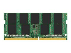 Kingston ValueRAM - DDR4 - 4 GB - SO DIMM 260-pin - 2400 MHz / PC4-19200 - CL17 - 1.2 V - ikke-bufret - ikke-ECC