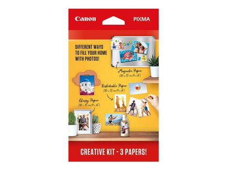 Canon Creative Kit - fotopapir - 60 ark - 100 x 150 mm