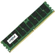 Crucial DDR3 - 16 GB - DIMM 240-pin - 1600 MHz / PC3-12800 - CL11 - 1.5 V - registrert - ECC