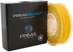 Prima Filaments PrimaSelect PLA Filament, Yellow 1.75 mm, 750 g