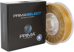 Prima Filaments PrimaSelect PLA Filament, Gold 1.75 mm, 750 g