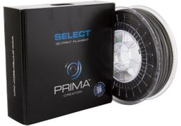 Prima Filaments PrimaSelect PLA Filament, MetallicGrey 1.75 mm, 750 g
