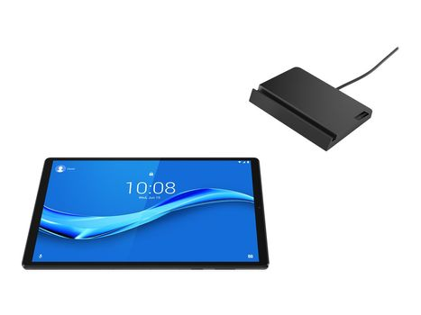 """Lenovo Tab M10 FHD Plus with the Smart Charging Station ZA5W - tablet - Android 9.0 (Pie) - 64 GB - 10.3"""""""