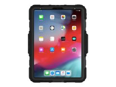 GRIFFIN Survivor All-Terrain (w/ hand strap) New iPAD 11'' 2018  - Black