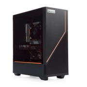 Multicom Flow A509R Gaming PC AMD Ryzen 3 3300X, 16GB DDR4 3200MHz, 240GB SSD, 1TB HDD, GeForce GTX 1650 Super 4GB, 500W, uten operativsystem