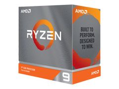 AMD CPU Ryzen 9 3900XT 4.70 GHz AM4 BOX 100-100000277WOF retail