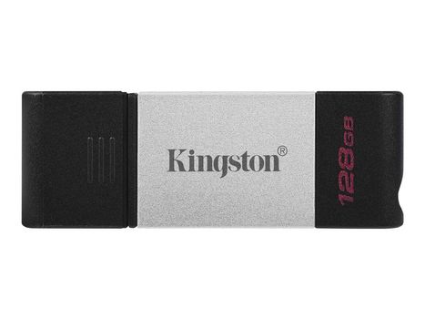 Kingston DataTraveler 80 USB-C-minnepinne 128GB (DT80/128GB)