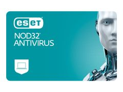 ESET NOD32 Antivirus - 1år - 1enhet Attach box