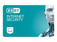 ESET Internet Security - 1år - 1enhet Attach box