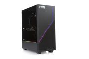 Multicom Flow i512C Gaming PC Intel Core i3-10300, 8GB DDR4 2666MHz, 240GB SSD, 1TB HDD 7200rpm, GeForce GTX 1650 Super 4GB, 500W, uten operativsystem (MULTICOM-i512C-CLSFB)