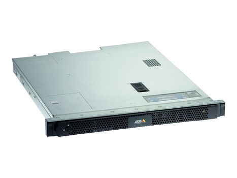 AXIS Camera Station S1116 Recorder - rackmonterbar - Core i5 8500 3 GHz - 8 GB - SSD 256 GB, HDD 8 TB (01618-001)