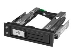 "StarTech 5.25"" to 3.5"" Bay Hard Drive Hot Swap SATA/SAS Drives - Trayless"