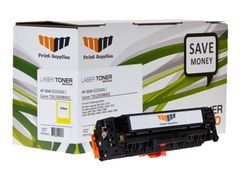 MM Print Supplies 15037UK - gul - compatible - tonerpatron (alternativ for: HP CC532A, Canon 2659B002, HP 304A)