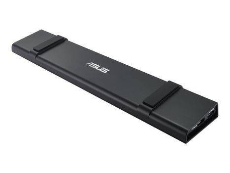 ASUS USB3.0 HZ-3A Docking Station - dokkingstasjon - DVI, HDMI demo (90XB05GN-BDS000-Demo)
