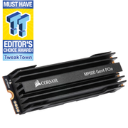Corsair Force Series MP600 2TB PCIe 4.0 NVMe Gen4, M.2 2280