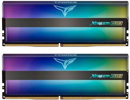 Team Group T-FORCE XTREEM ARGB 32GB 3600MHz (2x16GB) CL18-22-22-42,  1.35V (TF10D432G3600HC18JDC01)