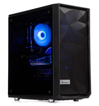 Multicom Mesh i825 Gaming PC Intel Core i7-11700K,  16GB DDR4 RAM, 1TB PCIe SSD, 2TB HDD, GeForce RTX 3070 8GB, 750W, uten operativsystem (MULTICOM-i825-RLFB)