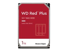 "WD Red NAS Hard Drive WD10EFRX - Harddisk - 1 TB - intern - 3.5"" - SATA 6Gb/s - buffer: 64 MB - for My Cloud EX2; EX4"