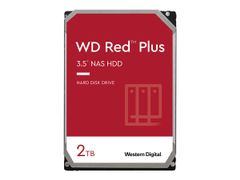 "WD Red NAS Hard Drive WD20EFRX - Harddisk - 2 TB - intern - 3.5"" - SATA 6Gb/s - buffer: 64 MB"