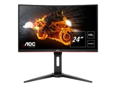 "AOC Gaming C24G1 24"" buet Full-HD - 1ms - VA - 250 cd/m² - 3000:1 - DisplayPort, 2xHDMI, VGA"