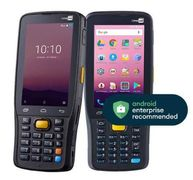 CipherLAB RK25 Android 9.0, BT/WIFI/NFC, 2D Imager, 4 inch WVGA, 8M Pixels Autofocus Camera, 25Key, EU Adapter, Snap on USB, GMS