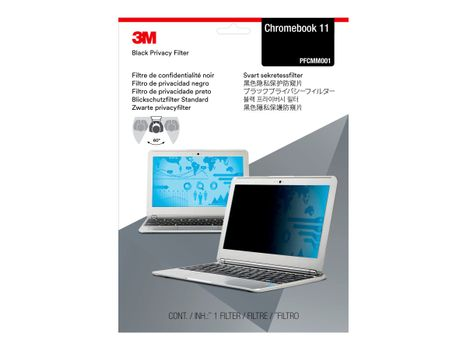 """3M personvernfilter for 15.6"""" Laptops 16:9 with COMPLY notebookpersonvernsfilter (PFCMM001)"""