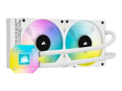 Corsair iCUE H100i Elite Capellix white, 240mm (2x120mm)