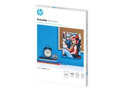 HP Everyday Photo Paper - fotopapir - blank - 100 ark - A4 - 200 g/m²
