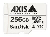 AXIS Surveillance - flashminnekort - 256 GB - microSDXC