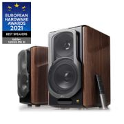 Edifier S2000 MKIII active Speaker Optical Bluetooth  Coaxial Aux Wireless remote 130W RMS
