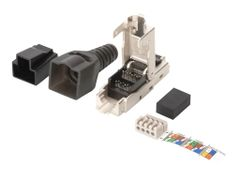 MICROCONNECT Tool-free RJ45 CAT6A connector