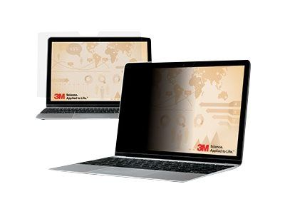 """3M personvernfilter for 13.3"""" Widescreen Laptop with COMPLY Attachment System notebookpersonvernsfilter (98044066482)"""