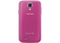 Samsung Samsung Galaxy S4 Protective Cover + Pink - qty 1