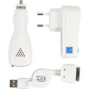 CC Charger for IPod/Iphone for Car and 230V